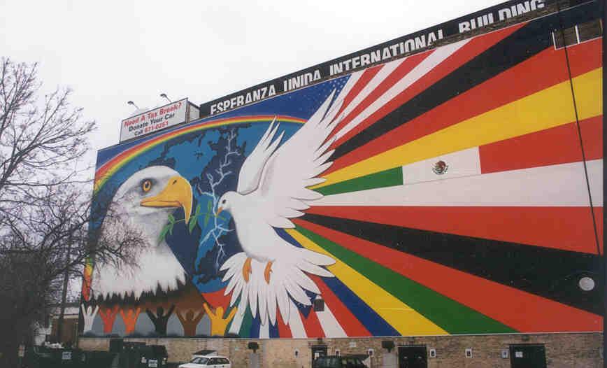 Peace Walls & Murals Around the World